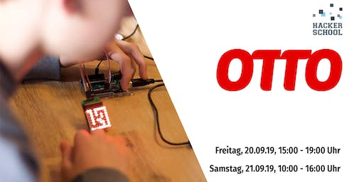 Hacker School Hamburg - powered by OTTO #5