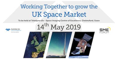 Working Together to grow the UK Space Market