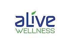 Alive Wellness 臻樂康盛人生中心 logo