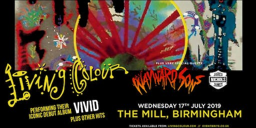 Living Colour (The Mill, Birmingham)