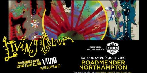 Living Colour (Roadmender, Northampton)