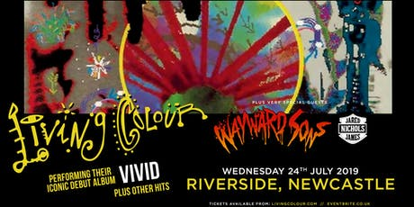 Living Colour (Riverside, Newcastle) tickets