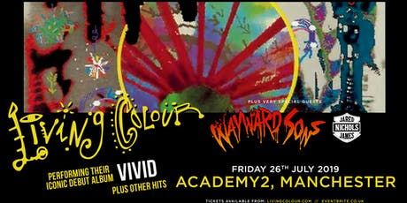 Living Colour (Academy2, Manchester) tickets