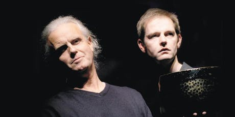 *MONDAY 17 JUNE*  The Odyssey - performed by Hugh Lupton and Daniel Morden tickets