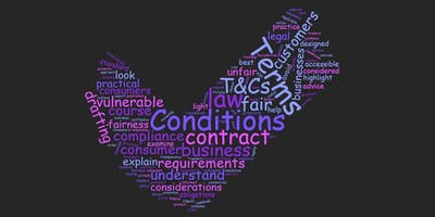 Standard Terms & Conditions in Consumer Contracts