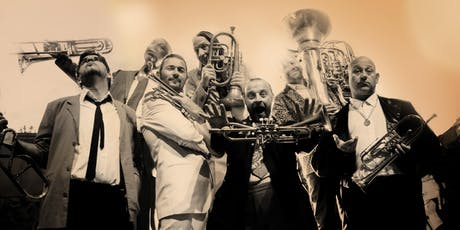 Mnozil Brass - GOLD - Offenburg billets