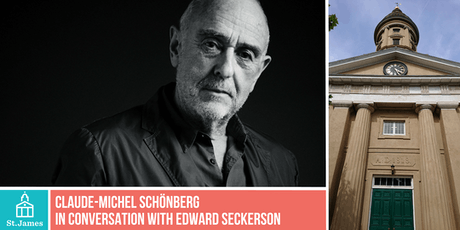 An evening with Les Misérables composer Claude-Michel Schönberg tickets