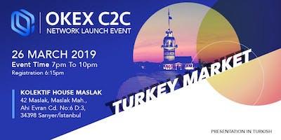 OKEx C2C Network Launch Event - Turkey