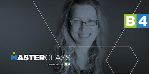 B4 Masterclass with Kellie Peters: GDPR Best Practice for Sales/Marketing