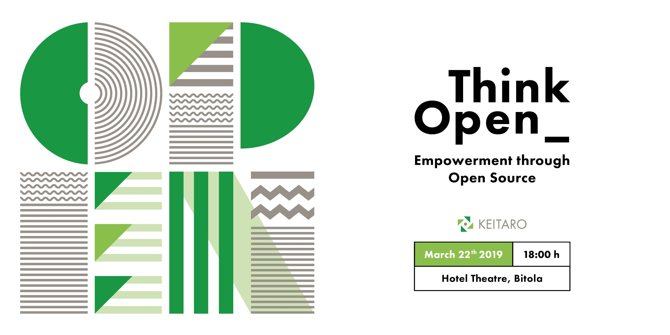 Think Open - Empowerment through open source
