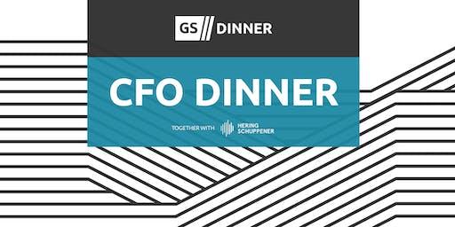 Gründerszene CFO Dinner -  03.12.2019
