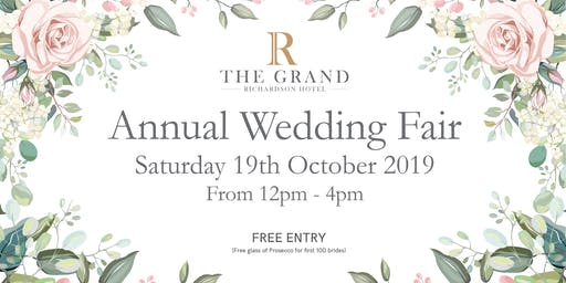 Annual Wedding Fair 2019