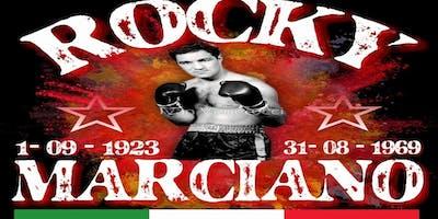 Una linea esclusiva disegnata da Ivan Venerucci, per omaggiare Rocky Marciano