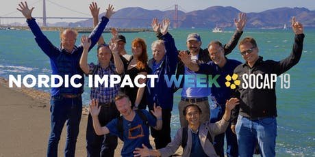 Nordic Impact Week with SoCap19 in San Francisco and Silicon Valley tickets