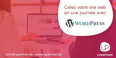 Créez votre site web en 1 journée avec WordPress!