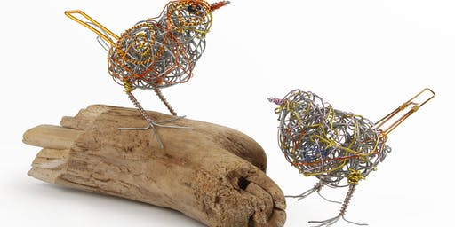 Inspired by... Wire Sculpture Workshop