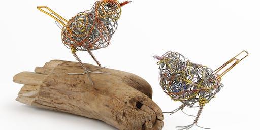 Inspired by... Wire Sculpture Workshop