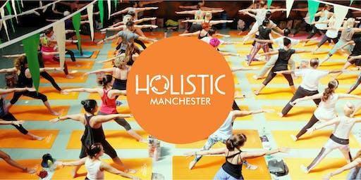 Holistic International Festival of Yoga - Manchester