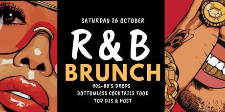 R&B Brunch October tickets