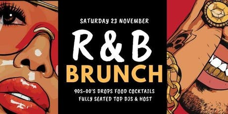 R&B Brunch November tickets