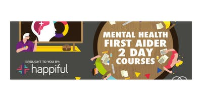 Mental Health First Aider (Adult) 2 Day Training
