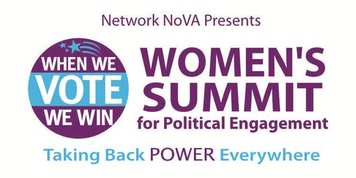 Candidate Registration - Women's Summit 2019