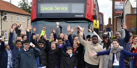 Ealing Bus Day tickets
