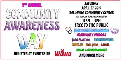 2nd Annual Community Awareness Day