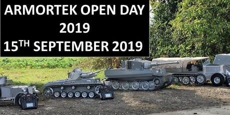 ARMORTEK OPEN DAY tickets