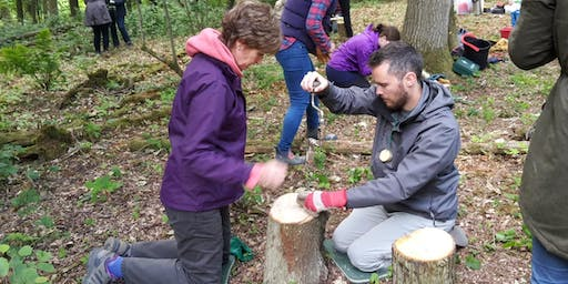Forest School L2 or L3 Training taster morning (Sept)