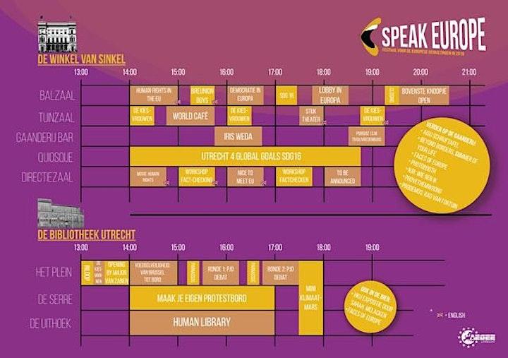 Speak Europe festival image
