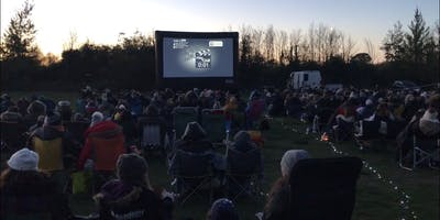 The Greatest Showman on an Outdoor Cinema Experience Derbyshire