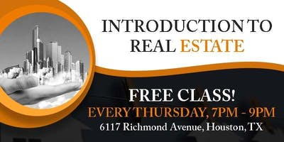 Introduction to Real Estate Investing: Free Class by 713REIA!