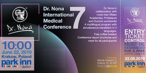 Седьмая Международная научно-практическая конференция Dr. Nona в Польше