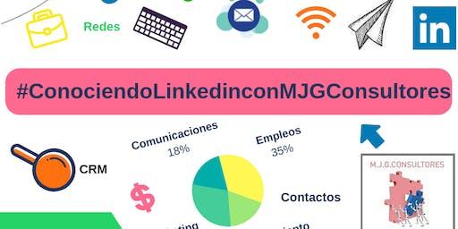 #ConociendoLinkedinconMJGConsultores