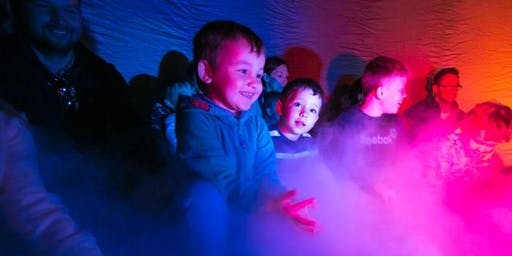 SciFest Family Day - Explorer Dome (1pm) **SOLD OUT**