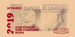 Unplugged In Monti: Daniel Blumberg