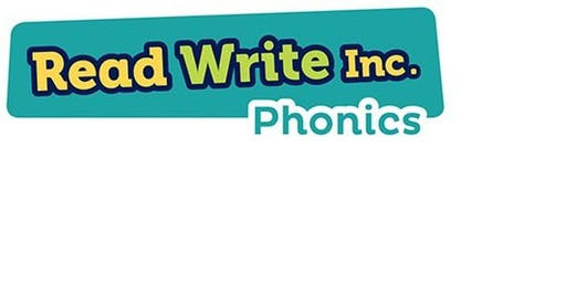 Newham 2 Day Read, Write Inc. Phonics Training 1st & 2nd July 2019