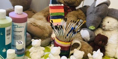Easter Holiday Activities for Kids!! EASTER TEDDY BEAR CLUB