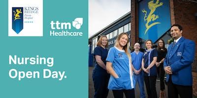 Kingsbridge Nursing Open Day