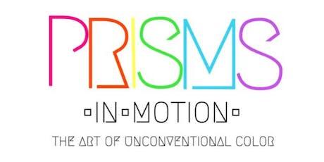 PRISMS IN MOTION Vegas tickets