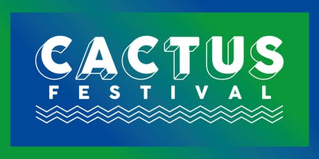 Cactusfestival 2019 tickets
