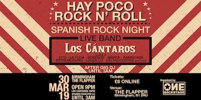Hay Poco Rock n\