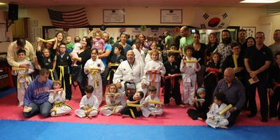 Cooper City Summer Camp Martial Arts Program