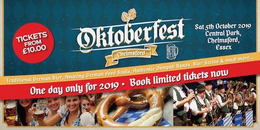 Oktoberfest Chelmsford 2019