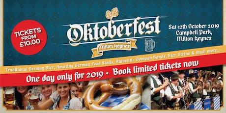 Oktoberfest Milton Keynes 2019 tickets