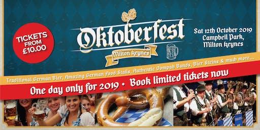 Oktoberfest Milton Keynes 2019