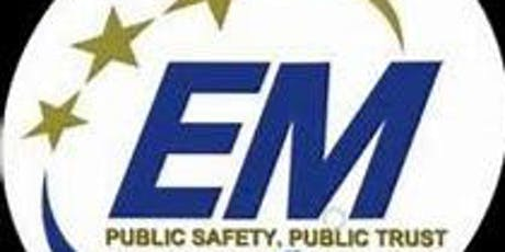 Emergency Managment Conference 2019 tickets