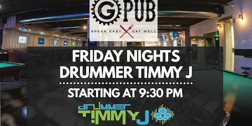 Office Space Fridays with Drummer Timmy J