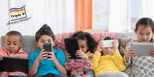 Triple P a Goshen Middle School: Tiempo de pantalla para preadolescentes